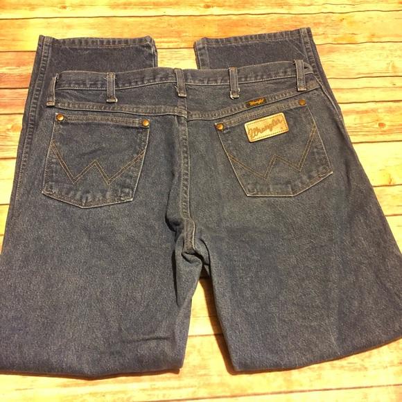 cb94c8a0 Wrangler Jeans | 13mwz Size 34x30 J2 | Poshmark